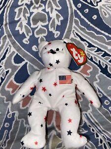 Glory The Bear Beanie Baby 1998