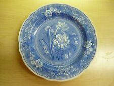 """Spode Blue Room Collection Traditions Series BotanicalDinner 10.5"""" PlateS3429Z"""