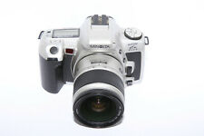 Minolta HTSi Plus with Minolta AF Zoom 28-80mm f:/3.5-5.6D Lens - TESTED Working