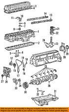 GM OEM-Engine Crankshaft Crank Seal 89017621