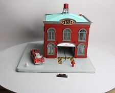 O-Gauge - MTH - Operating Fire House (30-9102)