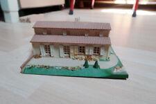 maquette Jouef échelle HO maison Balancy