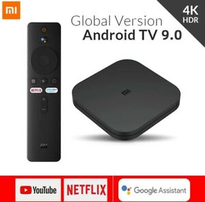 💥New Xiaomi Mi Box 2020 *Android 8.1* 4k Ultra HDR TV Streaming Media Player