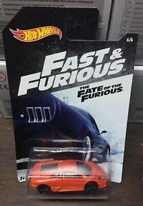 Lamborghini Murcielago Automobile Fast & Furious 1/64 And Hot Wheels The Fate