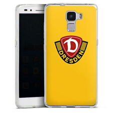 Huawei Honor 7 Silikon Hülle Case - Dynamo Gelb