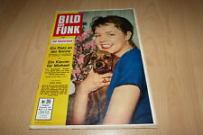 Bild und Funk Nr.35/1964  Sabine Sinjen