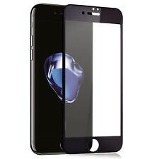 """3D Displayschutz Panzerglas für iPhone 7 4,7"""" Full Cover Echt Glas 9H Schwarz"""