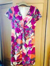 Silk V-Neck Party Dresses Size Petite for Women