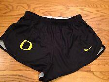 Nike University of Oregon Ducks Women's Md DQT Victory Shorts Running Mesh Liner