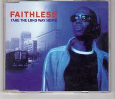 (HI433) Faithless, Take The Long Way Home - 1998 CD