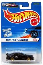 1997 Hot Wheels #516 First Edition #10 Mercedes C-Class '97 card