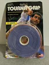 TOURNA GRIP, 10-PACK BLUE, TG-10 - NIB old stock