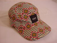HUF HAT CAP 100% Cotton Southwestern Print - One Size Fits Most