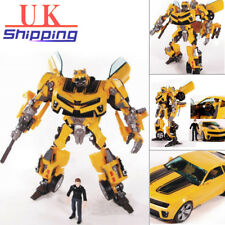 Transformers Model Gift Bumblebee Action Figures Robot Cars Autobot Reissue Toys