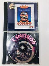 Goblins 1&2 Vintage PC Rom Game Retro Gaming