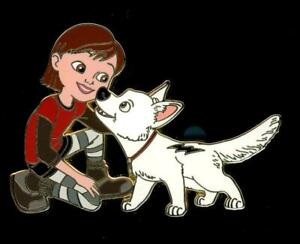 WDI Heroines and Dogs Penny and Bolt LE 250 Disney Pin 125560