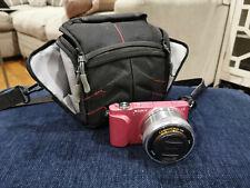 Sony Alpha NEX-3N 16.1MP Digital Camera - Pink (Kit w/ E PZ OSS 16-50mm Lens)