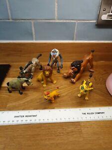 Disney Lion King / Guard Figures Bundle