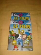 Les Simpson, le film DvD