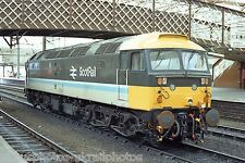 British Rail Class 47 47704 Carlisle 15/05/85 Rail Photo B