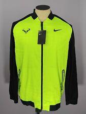 Nike NikeCourt Rafael Nadal 2017 Premier Tennis Jacket Men's Size L 830929-367