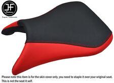 DSG 2 de agarre Vinilo Rojo Brillante Personalizado Para Yamaha YZF 600 R6 99-02 Funda De Asiento Delantero