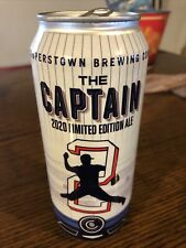 """New listing Cooperstown Brewing Company Derek Jeter 2020 Limited Edition """"The Captain """" Can"""