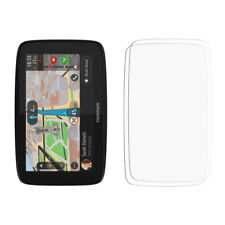 2 x Clear LCD Screen Protector Film Saver For TomTom GO 520 - Glossy Cover