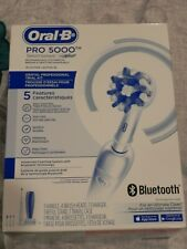 ORAL-B PRO 5000 SMART SERIES DENTAL PROF TRIAL KIT RECHARGEABLE TOOTHBRUSH