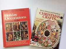 """""""CHRISTMAS CRAFTS""""  and  """"Holiday Decorations You Can Make"""""""
