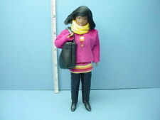 Miniature Youngi Woman Shirley 10706 Dollhouse Doll,Handcrafted Erna Meyer 12th