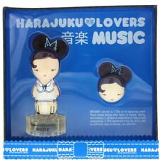 Harajuku Lovers Music Set Eau de Toilette 30ml & Solid Perfume Gift Set For Her