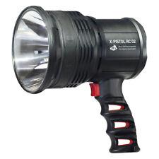 MacTronic Suchscheinwerfer X-Pistol RC 02 600lm Lampe Strahler Handscheinwerfer