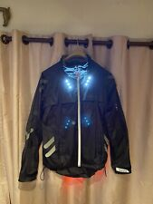 Visijax Commuter LED Unisex Jacket. Size Large. The Ultimate Cycling Jacket.