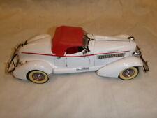 A Franklin Mint 1935 Auburn 851 Speedster, no paperwork / no box