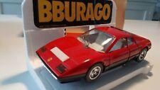 BBurago Ferrari 512 BB cod.0133 scale 1:24 color red in original box