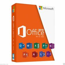 MICROSOFT Office Professional Plus 2016 - 32/64 Bit - Licenza originale Italiano