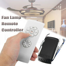Wireless Universal Ceiling Fan Light Lamp Remote Control Speed Controller Switch