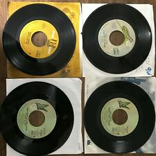 Carly Simon Lot of 4 45s You're So Vain Nobody Does It Better Anticipation