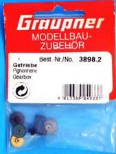 Graupner 3898.2 Engrenages Servo Boîte de vitesses modélisme