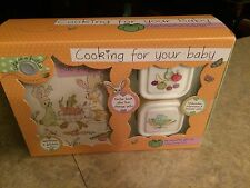 NEW Cooking for your baby