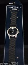 Jaclyn Smith Stainless Steel Case Back Base Metal Bezel Japan Movement Watch