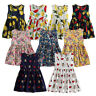 Newborn Infant Baby Kids Girl Dress Toddler Princess Party A-line Summer Dresses