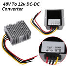 DC-DC 48V To 12V 10A 120W Voltage Step Down Module Reducer Converter Hot