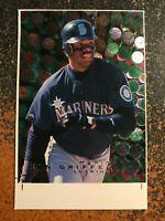 Ken Griffey Jr Mariners 1996 Fleer Update Soaring Stars RARE HAND CUT PROOF CARD