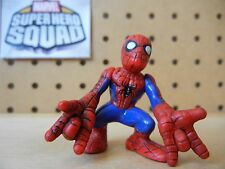 Marvel Super Hero Squad SPIDER-MAN in Double Web Shooting Pose CAKE TOPPER