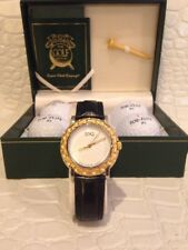 ESQ The Golf Watch Esquire Watch Company Swiss Quartz New In Presentation Box