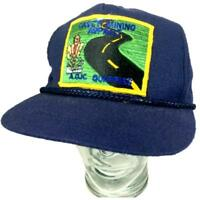 Baseball Trucker Vtg Cap Hat Snapback Casey Mining AOK Quarries NY Mohrs