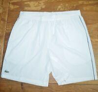 NWT LACOSTE SPORT Novak Djokovic Stretch Taffeta Ultra Dry Tennis Shorts Sz L 5