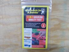 New listing Lot Of 11 Mechanic in a Bottle Gasoline Quality Test Kit-Standard & 2 Cycle